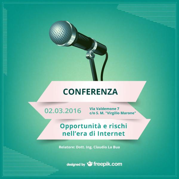 poster-conferenza-internet-claudio-la-bua